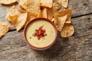 Tequila Infused Queso Recipe