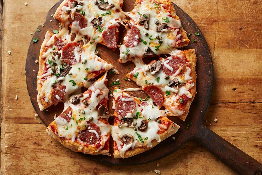 Artisan Sausage Pizza Recipe