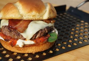 Bison Bacon Burger Recipe