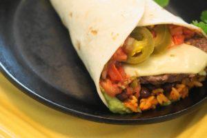 Burrito Burger Recipe