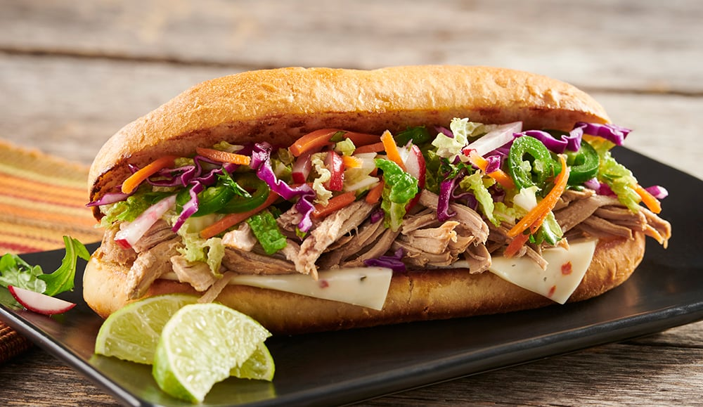 Ultimate Toasted Banh Mi