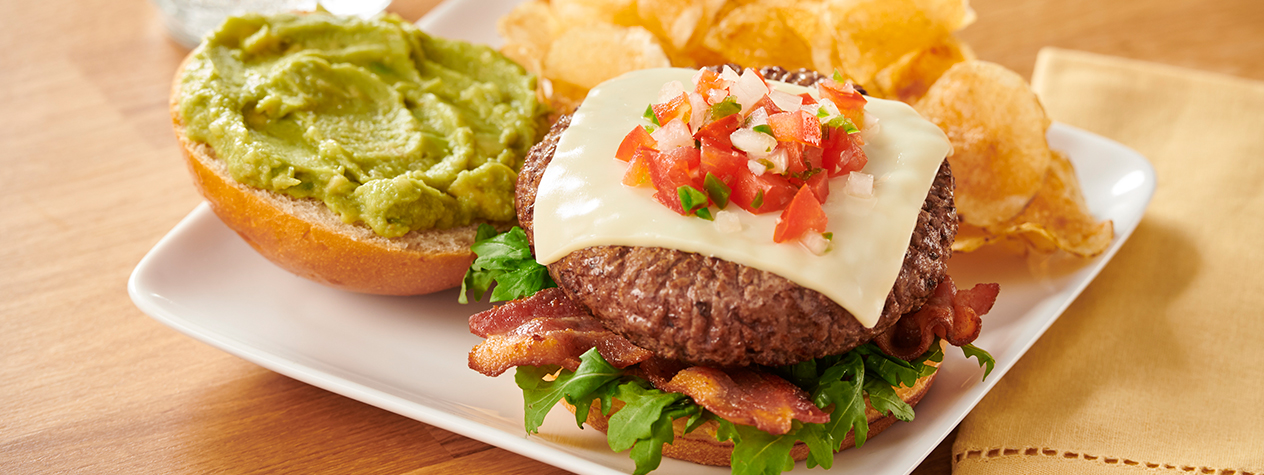 Avocado Toasted Burger