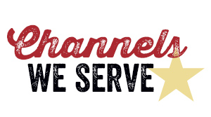 Channels We Serve