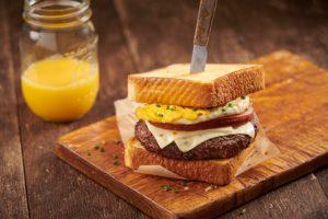 Texan Breakfast Burger Recipe