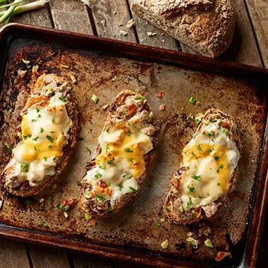 Gourmet Wood Fire Grilled Tuna Melt