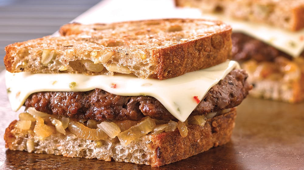 Patty Melt K-12 Recipe