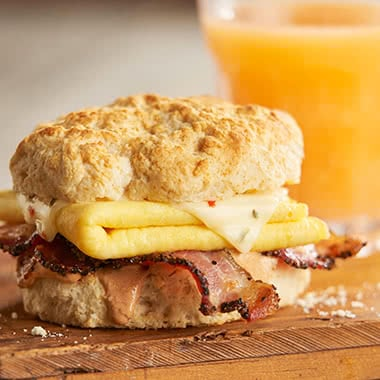 Smokey Chipotle Breakfast Biscuit