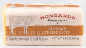 Cheddar Natural Slices
